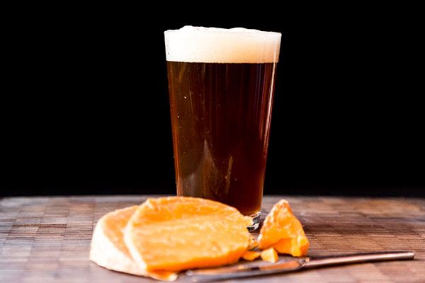 Craft Beer on Tap Gourmet Cheese