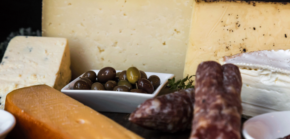 Favorite American Cheeses City Vineyard