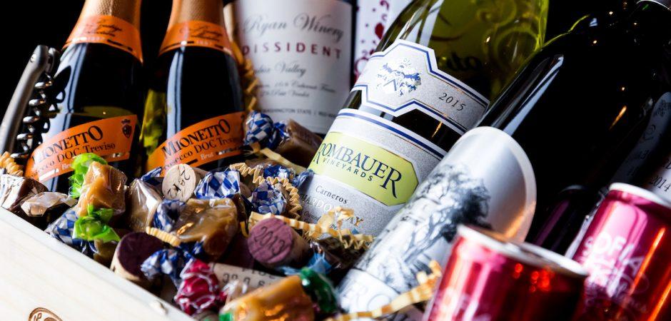Holiday Season City Vineyard